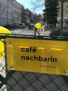 Café Nachbarin, Wien
