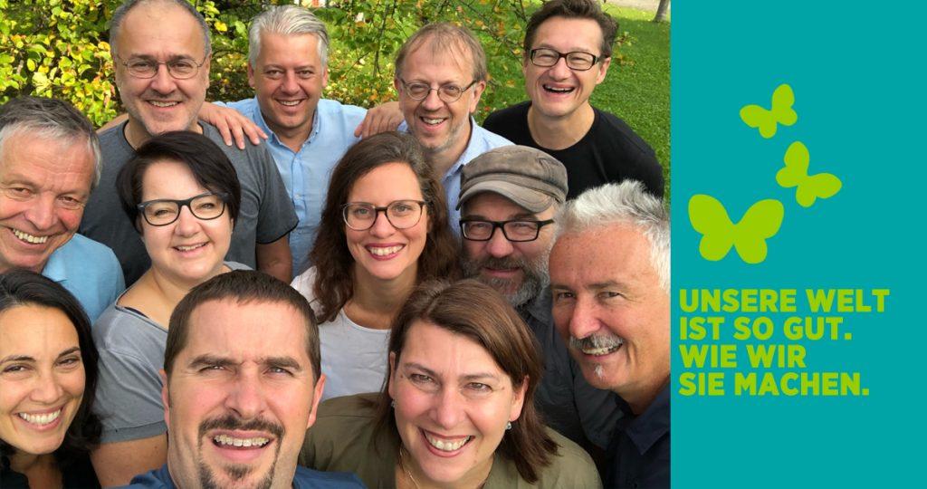 Das Team der Grünen Wirtschaft