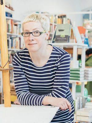 Beatrice Baumann, Foto: © Marija-M. Kanižaj