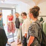 Unsere steirische Regionalleiterin Andrea Kern bei steirischen nachhaltigen Unternehmerinnen