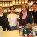 Andrea Pavlovec-Meixner und Helene Zand von der steirischen Grünen Wirtschaft