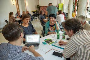 Mitmachkonferenz in Kärnten, Foto: Klaus Hadler