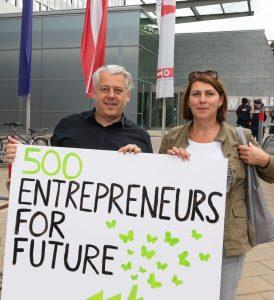 Hans Arsenovic und Sabine Jungwirth (Foto: photofabian)