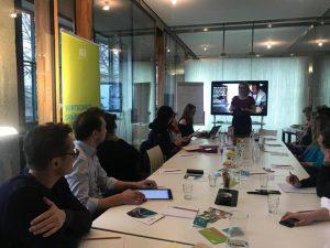 Workshop Inbound Marketing mit Mag.a Romana Forster-Gartlehner