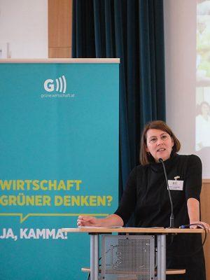 Sabine Jungwirth, Generalversammlung 2019