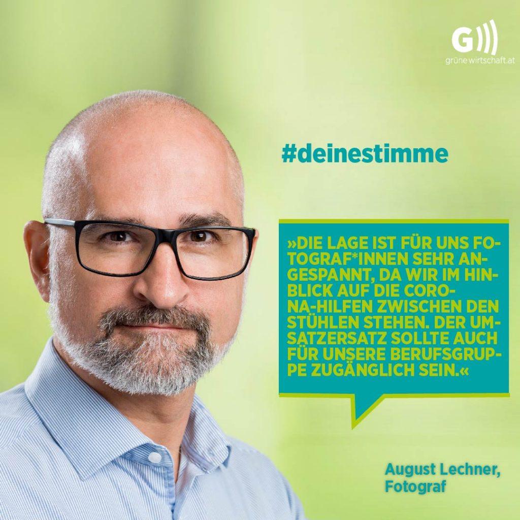 August Lechner