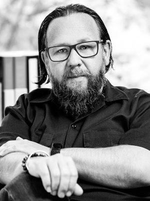 Wolfgang Fetty Portrait